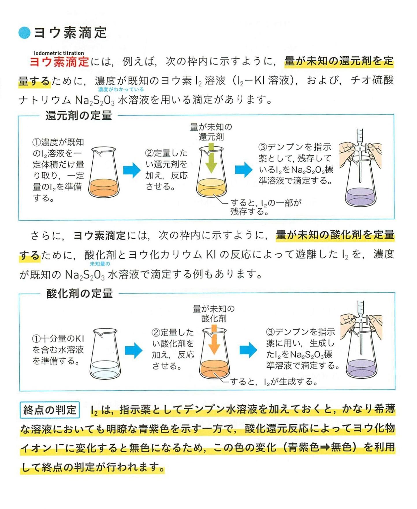 酸 カリウム 酸化 過 水素 マンガン 過